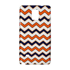 Chevron Party Pattern Stripes Samsung Galaxy Note 4 Hardshell Case