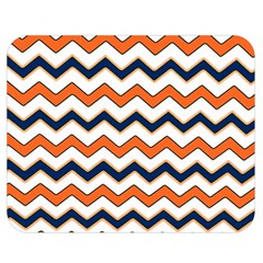 Chevron Party Pattern Stripes Double Sided Flano Blanket (medium)