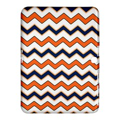 Chevron Party Pattern Stripes Samsung Galaxy Tab 4 (10 1 ) Hardshell Case
