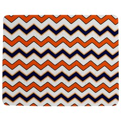 Chevron Party Pattern Stripes Jigsaw Puzzle Photo Stand (rectangular)