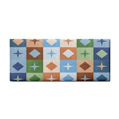 Fabric Textile Textures Cubes Cosmetic Storage Cases
