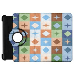 Fabric Textile Textures Cubes Kindle Fire Hd 7