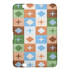 Fabric Textile Textures Cubes Kindle Fire Hd 8 9