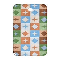 Fabric Textile Textures Cubes Samsung Galaxy Note 8 0 N5100 Hardshell Case
