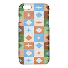 Fabric Textile Textures Cubes iPhone 6/6S TPU Case