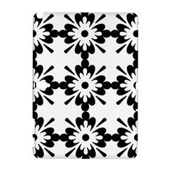 Floral Illustration Black And White Galaxy Note 1
