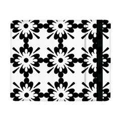 Floral Illustration Black And White Samsung Galaxy Tab Pro 8 4  Flip Case