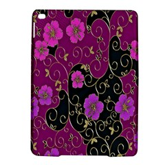 Floral Pattern Background Ipad Air 2 Hardshell Cases