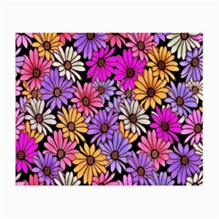 Floral Pattern Small Glasses Cloth