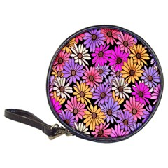 Floral Pattern Classic 20 Cd Wallets
