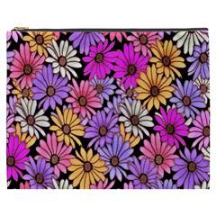 Floral Pattern Cosmetic Bag (xxxl)