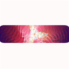 Fractal Red Sample Abstract Pattern Background Large Bar Mats