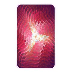 Fractal Red Sample Abstract Pattern Background Memory Card Reader