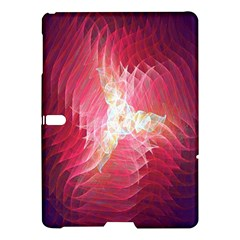Fractal Red Sample Abstract Pattern Background Samsung Galaxy Tab S (10 5 ) Hardshell Case