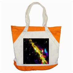 Galaxy Deep Space Space Universe Stars Nebula Accent Tote Bag