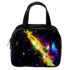 Galaxy Deep Space Space Universe Stars Nebula Classic Handbags (one Side)