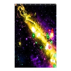 Galaxy Deep Space Space Universe Stars Nebula Shower Curtain 48  X 72  (small)