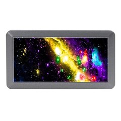Galaxy Deep Space Space Universe Stars Nebula Memory Card Reader (mini)