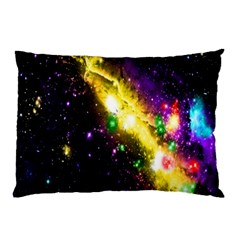 Galaxy Deep Space Space Universe Stars Nebula Pillow Case (two Sides)
