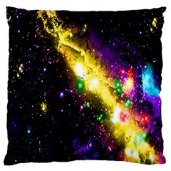 Galaxy Deep Space Space Universe Stars Nebula Large Cushion Case (two Sides)