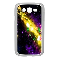 Galaxy Deep Space Space Universe Stars Nebula Samsung Galaxy Grand Duos I9082 Case (white)