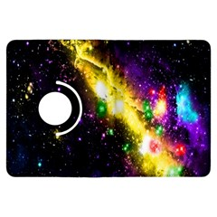 Galaxy Deep Space Space Universe Stars Nebula Kindle Fire Hdx Flip 360 Case