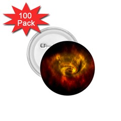 Galaxy Nebula Space Cosmos Universe Fantasy 1 75  Buttons (100 Pack)