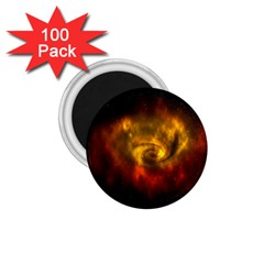 Galaxy Nebula Space Cosmos Universe Fantasy 1.75  Magnets (100 pack)