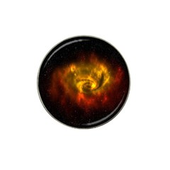 Galaxy Nebula Space Cosmos Universe Fantasy Hat Clip Ball Marker (10 Pack)