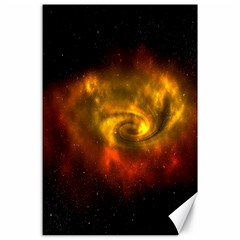 Galaxy Nebula Space Cosmos Universe Fantasy Canvas 24  X 36