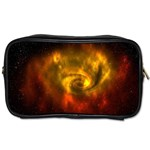 Galaxy Nebula Space Cosmos Universe Fantasy Toiletries Bags 2-Side Front