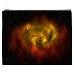 Galaxy Nebula Space Cosmos Universe Fantasy Cosmetic Bag (xxxl)