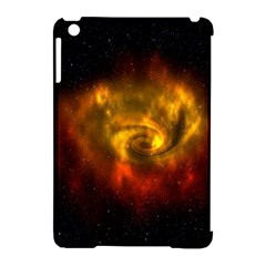 Galaxy Nebula Space Cosmos Universe Fantasy Apple Ipad Mini Hardshell Case (compatible With Smart Cover)