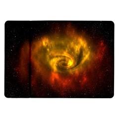 Galaxy Nebula Space Cosmos Universe Fantasy Samsung Galaxy Tab 10 1  P7500 Flip Case