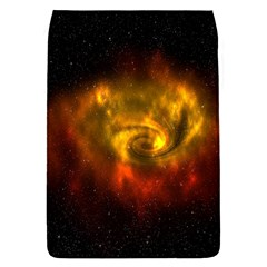 Galaxy Nebula Space Cosmos Universe Fantasy Flap Covers (l)