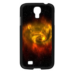 Galaxy Nebula Space Cosmos Universe Fantasy Samsung Galaxy S4 I9500/ I9505 Case (black)