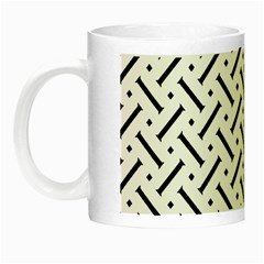 Geometric Pattern Night Luminous Mugs