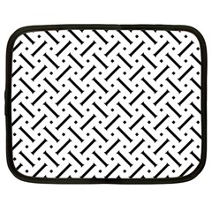 Geometric Pattern Netbook Case (Large)