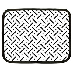 Geometric Pattern Netbook Case (xxl)
