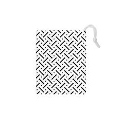 Geometric Pattern Drawstring Pouches (xs)