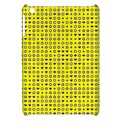 Heart Circle Star Seamless Pattern Apple Ipad Mini Hardshell Case
