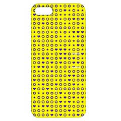 Heart Circle Star Seamless Pattern Apple Iphone 5 Hardshell Case With Stand