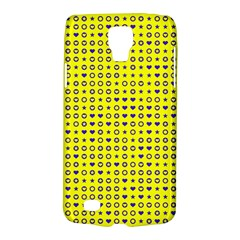 Heart Circle Star Seamless Pattern Galaxy S4 Active