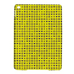 Heart Circle Star Seamless Pattern Ipad Air 2 Hardshell Cases