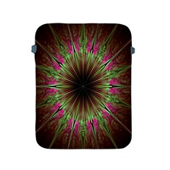 Julian Star Star Fun Green Violet Apple Ipad 2/3/4 Protective Soft Cases