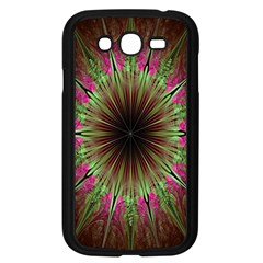 Julian Star Star Fun Green Violet Samsung Galaxy Grand Duos I9082 Case (black)