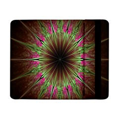 Julian Star Star Fun Green Violet Samsung Galaxy Tab Pro 8 4  Flip Case