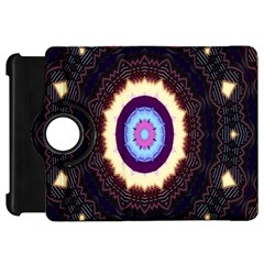 Mandala Art Design Pattern Ornament Flower Floral Kindle Fire Hd 7