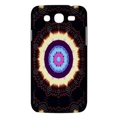 Mandala Art Design Pattern Ornament Flower Floral Samsung Galaxy Mega 5 8 I9152 Hardshell Case