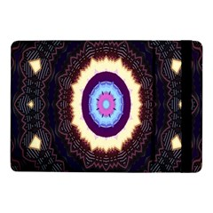 Mandala Art Design Pattern Ornament Flower Floral Samsung Galaxy Tab Pro 10.1  Flip Case
